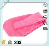 Microfiberの帽子を乾燥するOEMの熱い販売の習慣によって印刷される長い毛