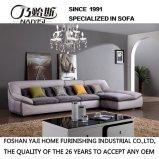 Sofá moderno da tela da mobília nova da HOME do projeto (FB1137)