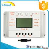 MPPT M20 regulador solar del regulador de la carga 12V/24V de 20A