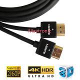 Cable delgado del alambre 4k 2160p HDMI