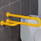Trilhos em forma de u de nylon da garra dos trilhos do banheiro das barras de garra de Bavabo do ABS