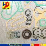 Conjunto completo de juntas de revisão para peças de empilhadeira diesel Isuzu 6bg1