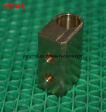 アクセサリのハードウェアとして高精度CNCの機械化の真鍮の部品