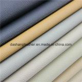 Кожа PVC места автомобиля высокого качества синтетическая (DS-A907)
