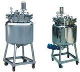 El tanque de almacenaje movible sanitario del acero inoxidable para el líquido flúido