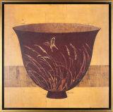 中国様式の黒木製フレームの壁の芸術か写真フレーム