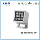 La PANNOCCHIA esterna 200W del proiettore IP65 del LED dimagrisce l'indicatore luminoso di inondazione del LED