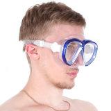 Masque adulte de plongeon de scaphandre de silicones du nouveau produit 2017