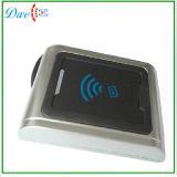 Lecteur de RFID extérieur de contrôle d'accès d'IDENTIFICATION RF passive