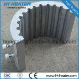 Chaufferette de plaque de fonte d'aluminium pour la machine d'extrudeuse