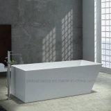 Bañera no saturada de los muebles del cuarto de baño de la piedra de la resina del poliester (PB1005N)