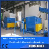 Máquina Waste do Shredder da tubulação do PE do PVC PP