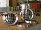 정밀도 Auminum 또는 스테인리스 또는 고급장교 기계설비 CNC 기계 부속품