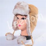 Fourrure chaude Caps&Hats de l'hiver de mode