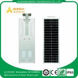 alumbrado público solar doble de la energía LED del precio de fábrica de la venta al por mayor de la lámpara 40W
