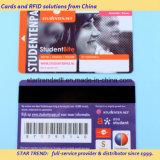 Comemorar o cartão para todo o cartão do PVC Cr80 da circunstância
