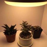 A lâmpada LED cresce a luz para plantas de interior