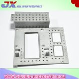 安い価格の曲がる切断の機械化の部品を押すシート・メタル