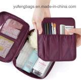 신식 장식용 여자 마약 밀매인 부대 핸드백 휴대용 포장 여행은 방수 부대 Yf-Lbz1707를 자루에 넣는다