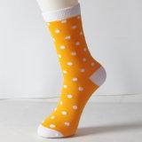 Bunter PUNKT weiche Socken kundenspezifisch