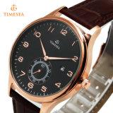 贅沢なブランドのためのメンズ黒の腕時計は腕時計72380を防水する
