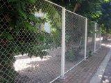 Гальванизированная загородка звена цепи для сбывания