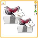 La fábrica de empaquetado de la alta calidad modifica los rectángulos de regalo para requisitos particulares