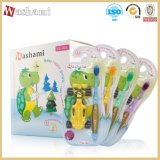 Toothbrush do carro do brinquedo de Washami 2in1 e do miúdo das crianças