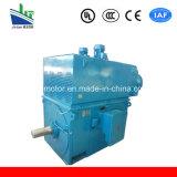 6kv/10kvyks het lucht-Water die van de reeks driefasenAC Motor Met hoog voltage yks5601-10-400kw koelen