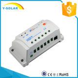 автоматический регулятор разрядника заряжателя света работы 12V/24V и регулятора 10A PWM Epsolar отметчика времени