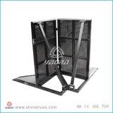 Барьер барьера представления алюминиевый (SB08)