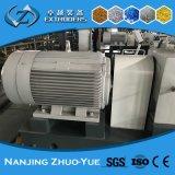 Máquina ZTE Residuos Reciclaje de Plástico Extrusora de doble tornillo Pelletizing