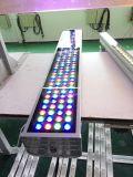 방수 LED 선형 벽 세탁기