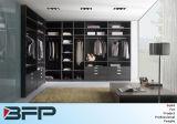 Gabinetes de madeira do quarto do Wardrobe da boa qualidade