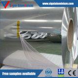 Goldenes Farben-Spiegel-Ende-Aluminiumring/Blatt für Beleuchtung-Dekoration