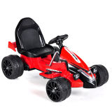 Электрическо Ехать-на игрушке Car- красном Kart детей (одна батарея мотора одной)