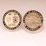 Wir Dichtung Herausforderungs-Münzen-des Herstellers des Adler-3D