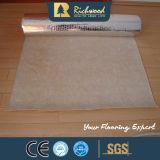 Underlayment del rilievo del pavimento del laminato della gomma piuma di EPE per il pavimento