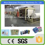 2014 Nuevo tipo de bolsa de papel de cemento que hace la máquina