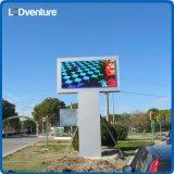 pantalla de visualización a todo color al aire libre de LED de pH8 Nationstar SMD para hacer publicidad