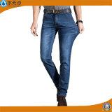 Джинсовая ткань простирания 2017 людей весны задыхается основные джинсыы хлопка фабрики