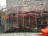 Strumentazione esterna del campo da giuoco del parco di divertimenti della trasparenza dei bambini