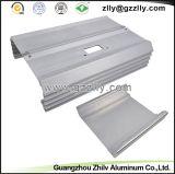 Uitdrijving Heatsink van het Aluminium van de auto de Bijkomende