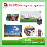 Hengming Gnz10-1200 (12V-220V)の10-1200ah小型のタイプニッケルカドミウム電池のKpmシリーズ(NICD電池)充電電池