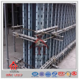 Encofrado de la columna del concreto de acero con precio de la garantía de calidad el mejor