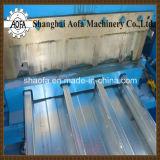 Suelo 1025 de la cubierta que forma la máquina