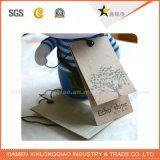 La stampa di colore completo progetta le modifiche per il cliente di caduta del sacchetto con stringa