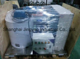 macchina di ghiaccio del fiocco del compressore di Bitzer del regolatore del PLC 15000kgs