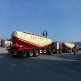 中国の製造3axle 70cbmのバルクセメントか半粉タンクトレーラー