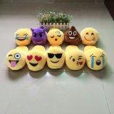 Pistone di Whatsapp farcito peluche su ordinazione Emoji